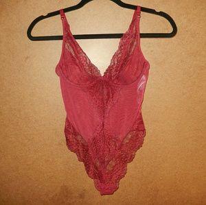 Mesh/Lace Bodysuit 😈